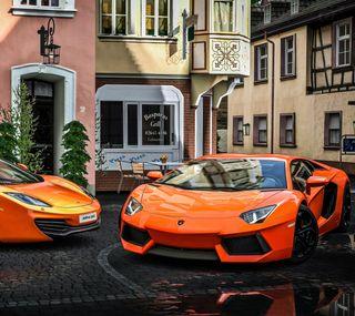 Обои на телефон удивительные, машины, авентадор, aventador