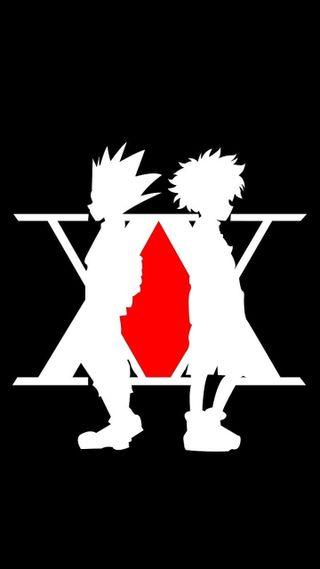 Обои на телефон охотник, мультфильмы, киллуа, аниме, zoldyck, ghon, freecs