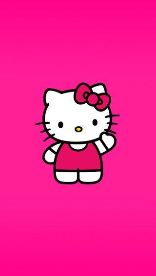 Обои на телефон икона, кошки, котята, illust, charactor
