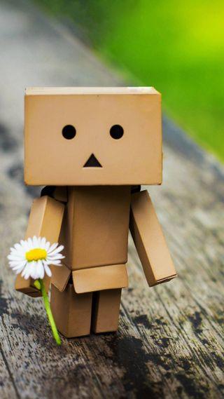 Обои на телефон коробка, цветы, счастливые, happy, amazon box flower