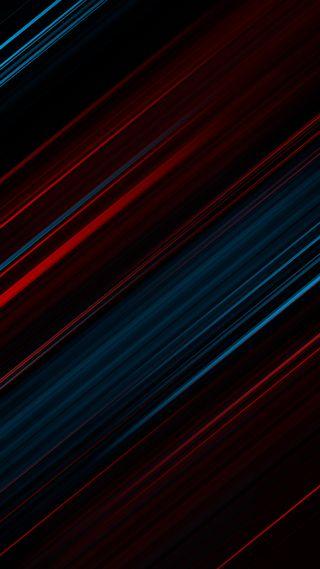 Обои на телефон современные, синие, огни, линии, красые, абстрактные, kopperdesign, abstract lines 2