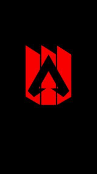 Обои на телефон рояль, логотипы, легенды, бой, апекс, battle royale, apex legends logo, apex legends