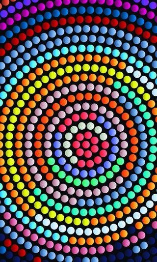 Обои на телефон мозаика, цветные, фон, дизайн, абстрактные, colored design, abstract mosaic