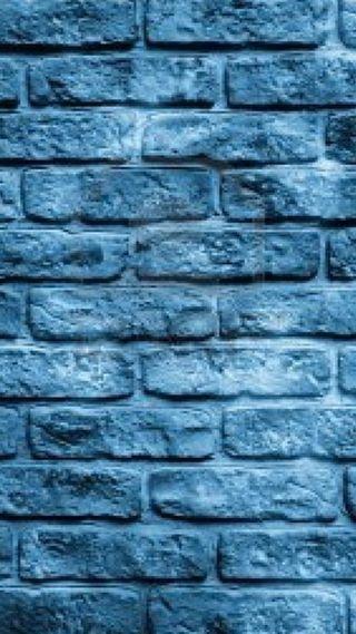 Обои на телефон стена, синие, абстрактные, blue wall