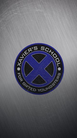 Обои на телефон люди икс, школа, марвел, люди, логотипы, x-men, logo marvel