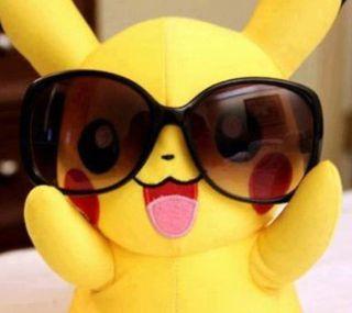 Обои на телефон стиль, покемоны, пикачу, мультфильмы, pikachu in style