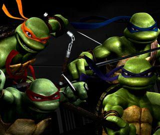Обои на телефон черепахи, развлечения, фильмы, ниндзя