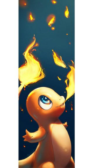 Обои на телефон чармандер, пламя, покемоны, пикачу, огонь, милые, красые