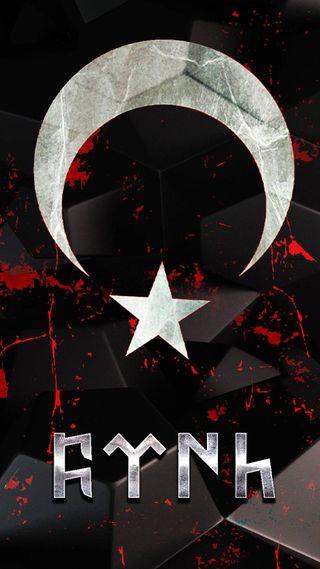 Обои на телефон турецкие, мстители, черные, turk bayrak