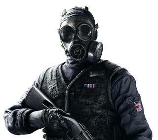 Обои на телефон шесть, радуга, осада, дым, tactics, rainbow six siege, r6s, gsg