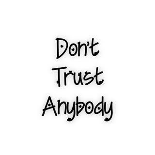 Обои на телефон доверять, сломанный, сердце, не, грустные, высказывания, dont trust anybody