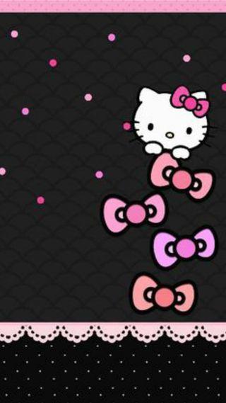 Обои на телефон привет, маленький, логотипы, котята, hello little kitty, hello