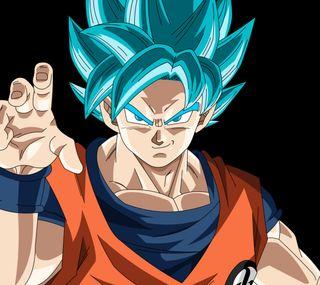 Обои на телефон сайян, супер, синие, гоку, super saiyan blue, db super