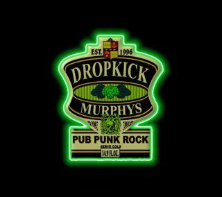 Обои на телефон ирландские, неоновые, кельтский, ирландия, st paddys, dropkick murphy, dropkick in neon