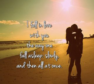 Обои на телефон флирт, цитата, романтика, поговорка, осень, новый, любовь, крутые, знаки, влюблен, love, i fall inlove