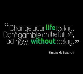 Обои на телефон менять, цитата, твой, мотивационные, жизнь, change your life