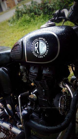 Обои на телефон скелет, мотоциклы, royal enfield, motor, bullet