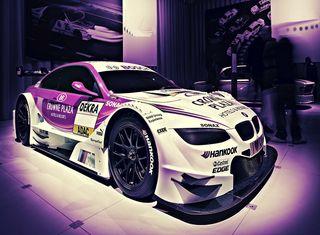 Обои на телефон гонка, фиолетовые, спортивные, машины, бмв, bmw