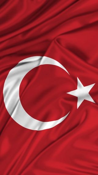 Обои на телефон турецкие, флаг, красые, белые, ottaman