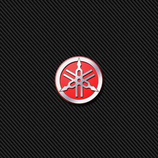 Обои на телефон ямаха, эмблемы, мотоциклы, логотипы, карбон, значок, yamaha carbon, yamaha