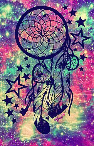Обои на телефон ловец снов, фиолетовые, розовые, мечта, ловец, блестящие