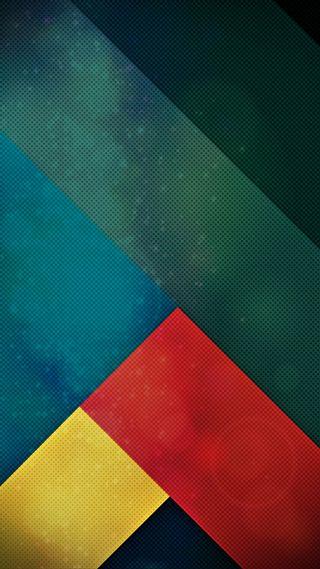 Обои на телефон s7, s8, абстрактные, красые, зеленые, красочные, желтые, полосы, треугольник