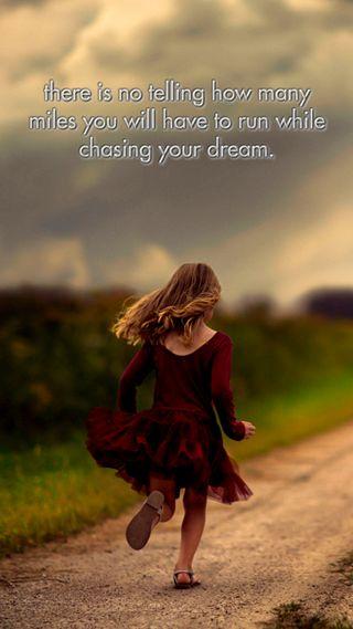 Обои на телефон твой, мечты, мечта, высказывания, chasing your dream
