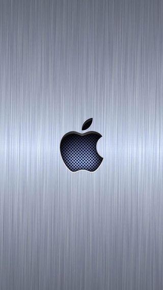 Обои на телефон металлические, эпл, серые, айфон, iphone 6 wallpaper, iphone, apple