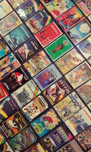 Обои на телефон спектр, компьютер, ретро, игры, игровые, видео, аркада, tape, commodore, cassette