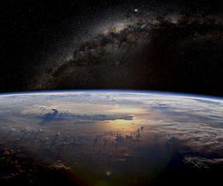 Обои на телефон омг, космос, земля, звезды, звезда, omg stars
