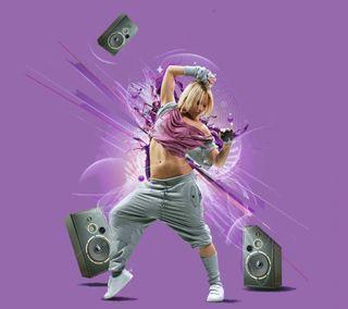 Обои на телефон танец, музыка, женщина, dance and music