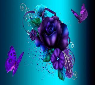 Обои на телефон цветочные, цветы