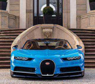 Обои на телефон суперкары, синие, италия, бугатти, bugatti
