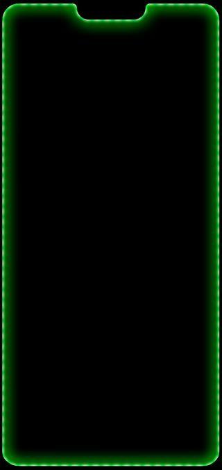 Обои на телефон свет, решить, зеленые, дом, грани, выемка, uhd, oneplus6, oneplus 6 green, oneplus 6, oneplus, hd