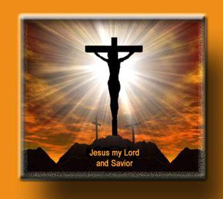 Обои на телефон небеса, крест, любовь, исус, духовные, господин, savior, love