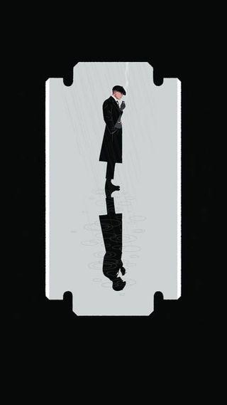 Обои на телефон шелби, клинок, tommy, tommas, tomm, tomas, the peaky blinders, razor, peaky, cuchilla, blinders