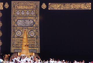 Обои на телефон религиозные, мусульманские, мекка, ислам, город, propeth, kabba