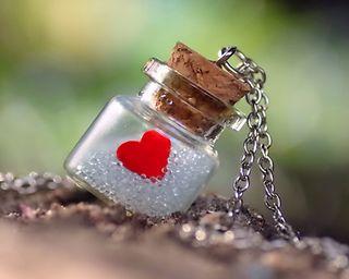 Обои на телефон бутылка, сердце, романтика, любовь, love, heart in bottle