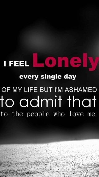 Обои на телефон чувствовать, одинокий, любовь, грустные, love