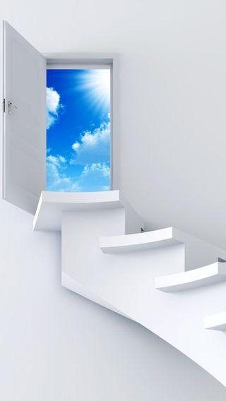 Обои на телефон лестница, изображение, up stairs hd image, up stairs, hd image