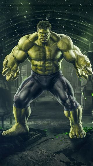 Обои на телефон зверь, халк, финал, супергерои, мстители, мощный, марвел, marvel, hulk the beast