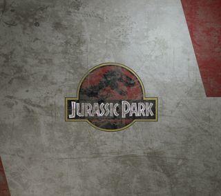 Обои на телефон юрский, парк, логотипы, jurassic park