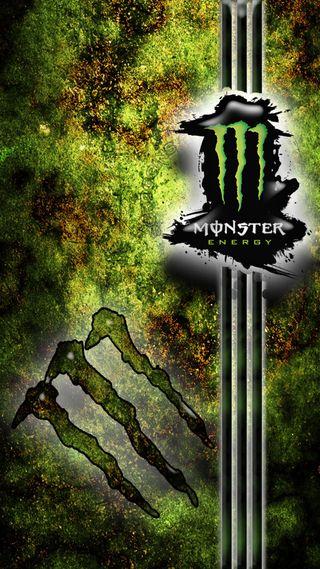 Обои на телефон энергетики, напиток, абстрактные, monster