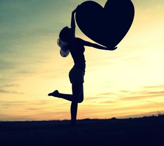 Обои на телефон сердце, любовь, love, heart hq