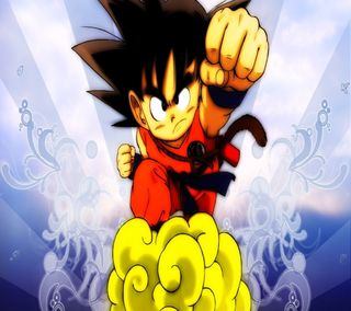 Обои на телефон мяч, дракон, гоку, аниме, goku son, dragon ball z