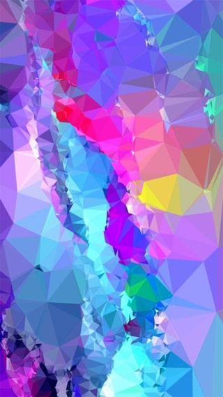 Обои на телефон фотошоп, цветные, хипстер, фон, радуга, приятные, поли, низкий, микс, красочные, colorful background
