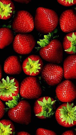 Обои на телефон фрукты, красые, клубника, другие