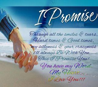 Обои на телефон чувства, ты, смайлики, слезы, сердце, рука, обещание, любовь, высказывания, i promise, i love you