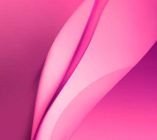 Обои на телефон специальные, розовые, монтаж, грани, s6 edge plus, s6 edge, s6, s5, s4, note5, note 5 special edit, note 3