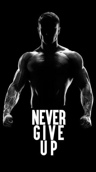 Обои на телефон фитнес, тренировка, тело, спортзал, никогда, мотивация, бодибилдинг, healthylife, gethealthy, bodybuilding wallpaper
